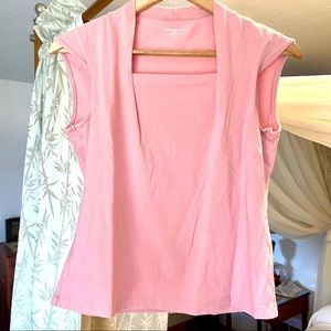 Coldwater Creek cotton top